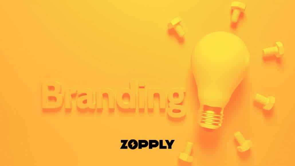 ZOPPLY - brand digital hub importance